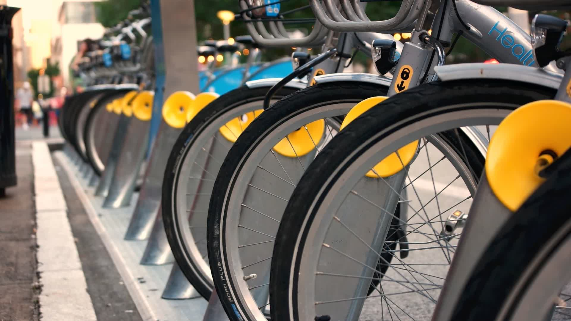 Bike Share Documentary