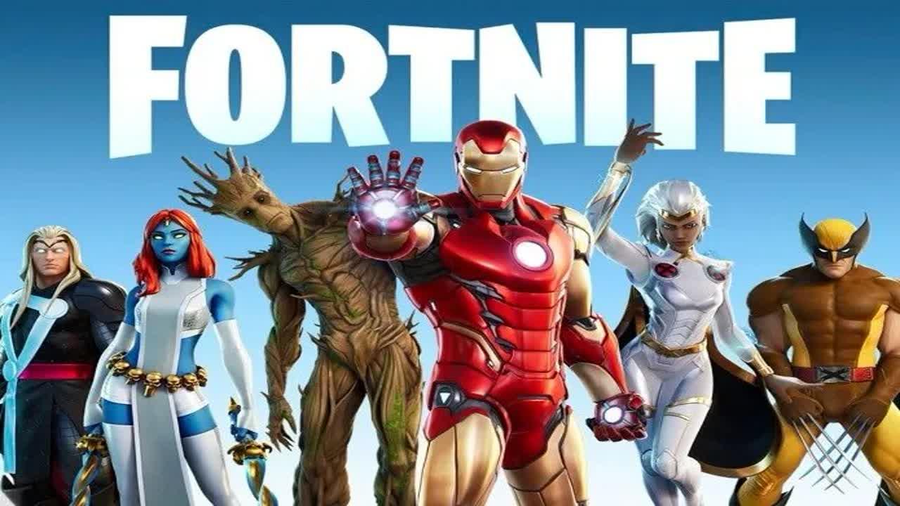 Fortnite x Marvel