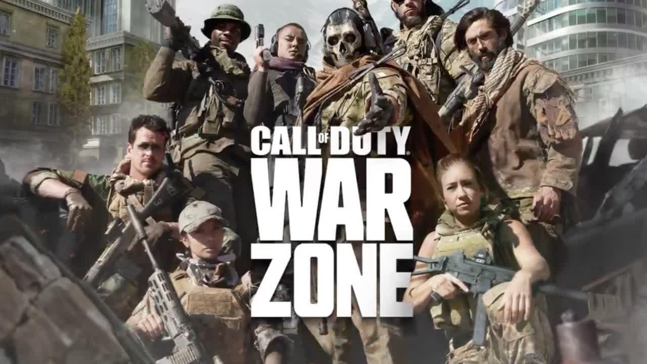 Probando el NUEVO Call OF duty WARZONE