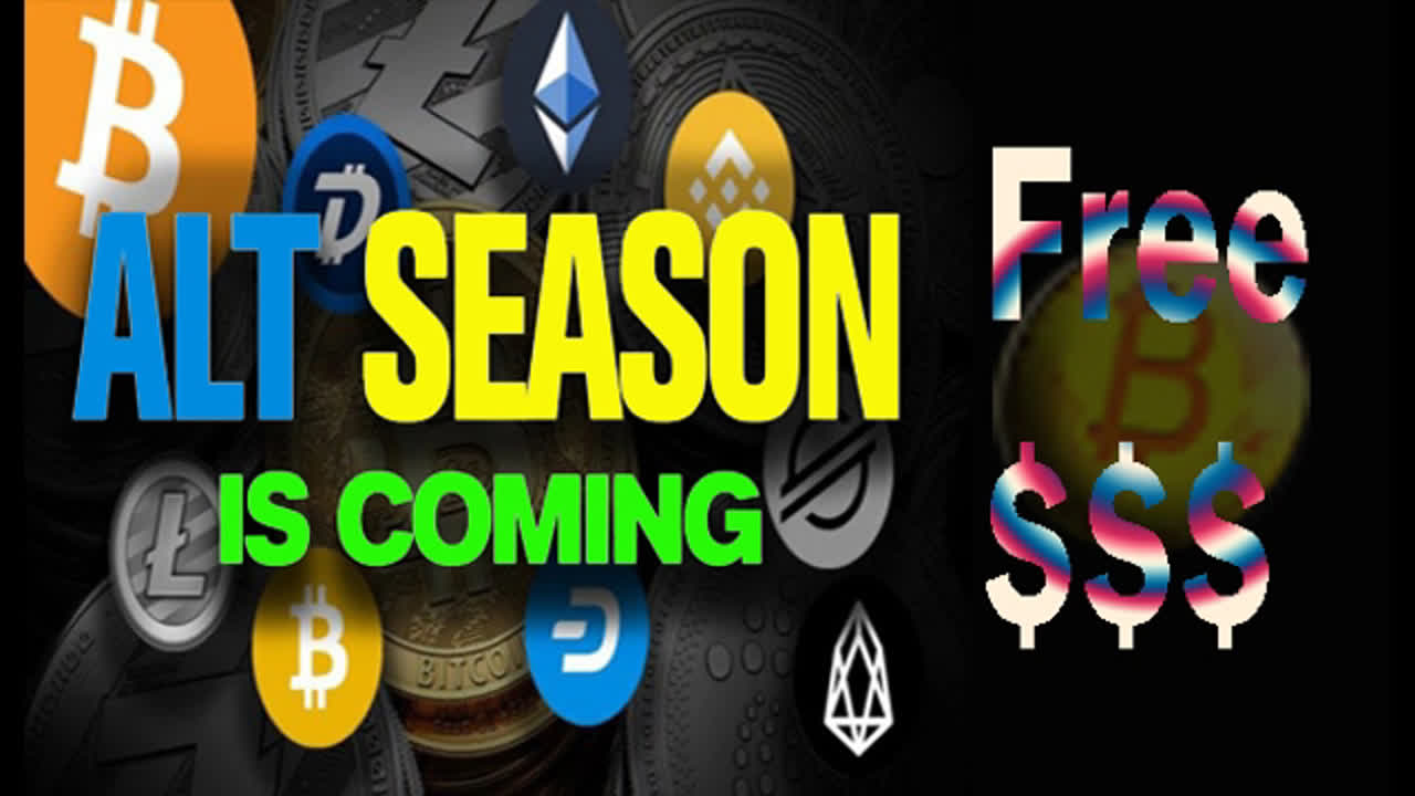 free 80$ Airdrop and the altseason is coming