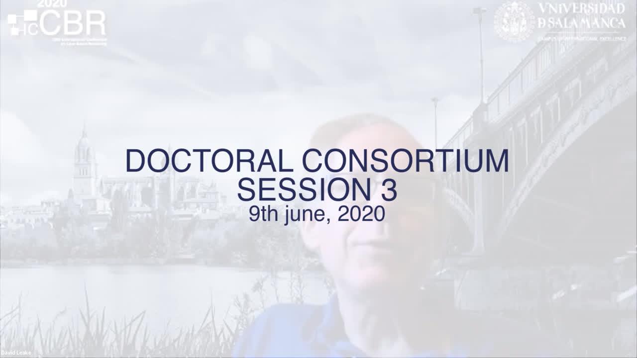 Doctoral Consortium 3