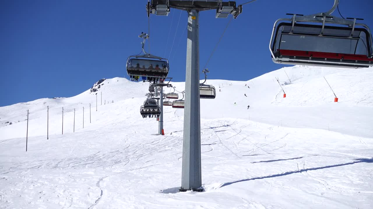 How a chairlift works