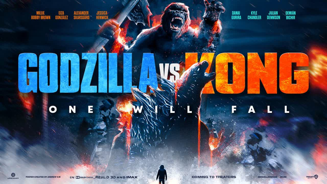 Regarder (HD) Godzilla vs. Kong - Film VF Complet (2021) En Francais Gratuit