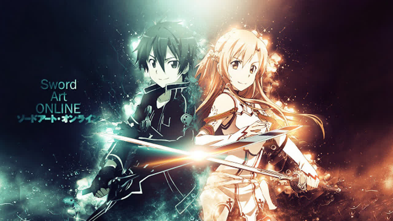 Sword Art Online (SAO) Season 1 Episode 1