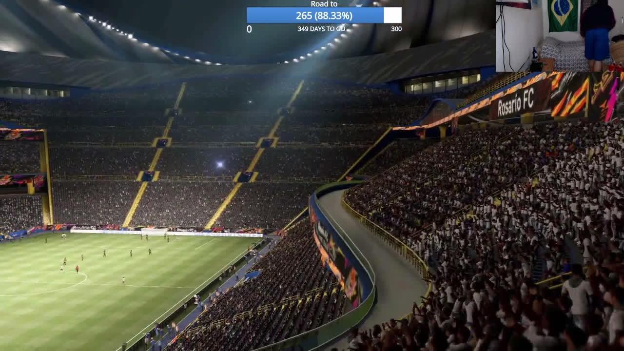 SUUUUU .... llegó el FUT CHAMPIONS en FIFA21