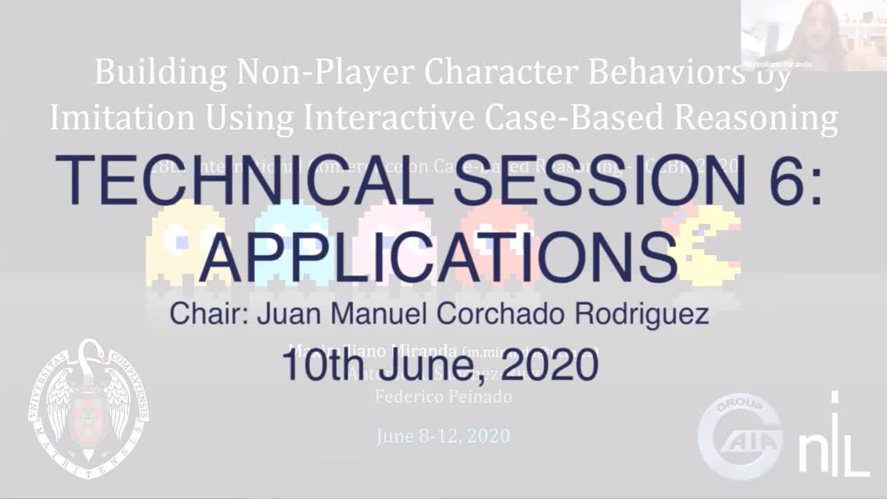 Technical Session 6: Applications