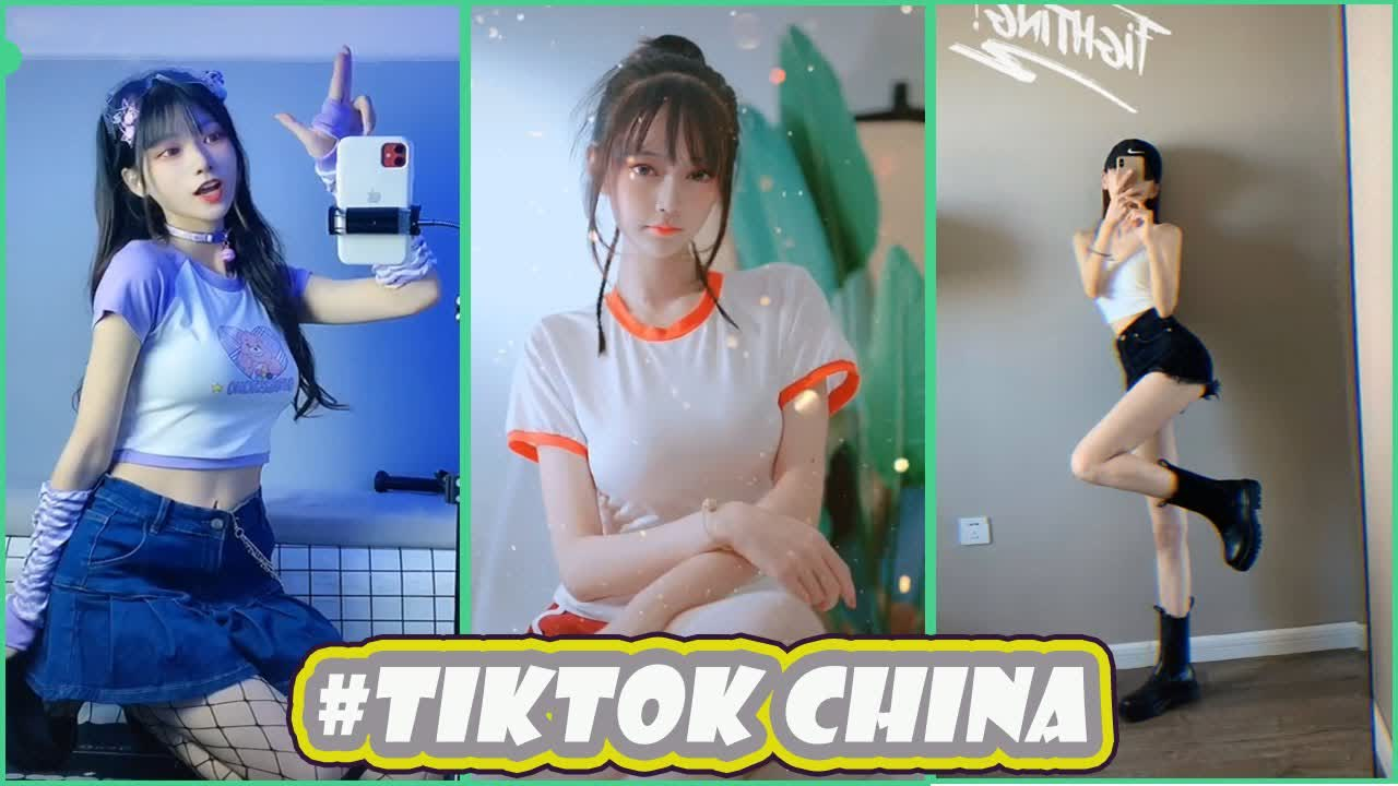 New Best Tik Tok-Douyin Tik Tok Chinese❤️I Love Tik Tok China