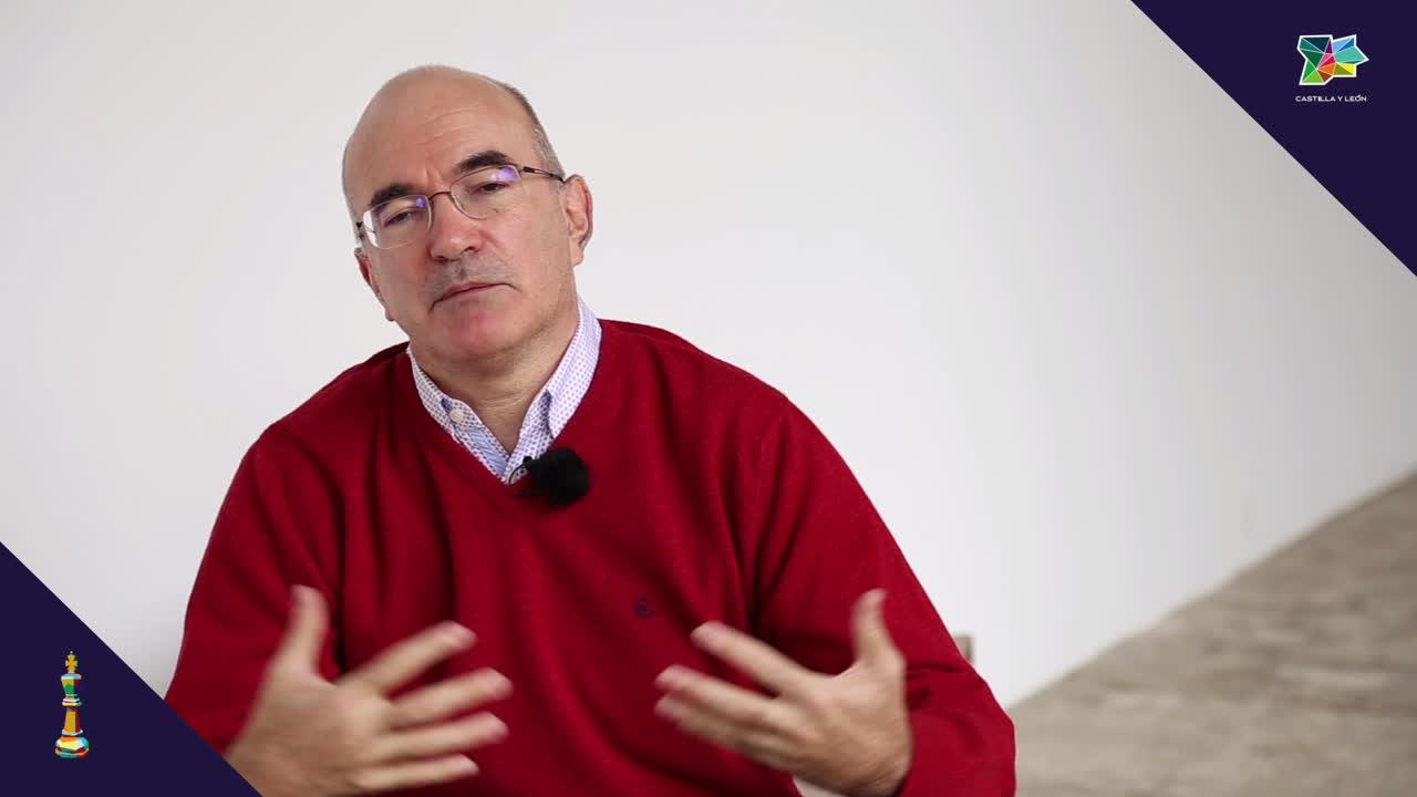 Reflexiones de Jorge Fernández sobre el III Festival de Ajedrez en la Ciudad de Salamanca