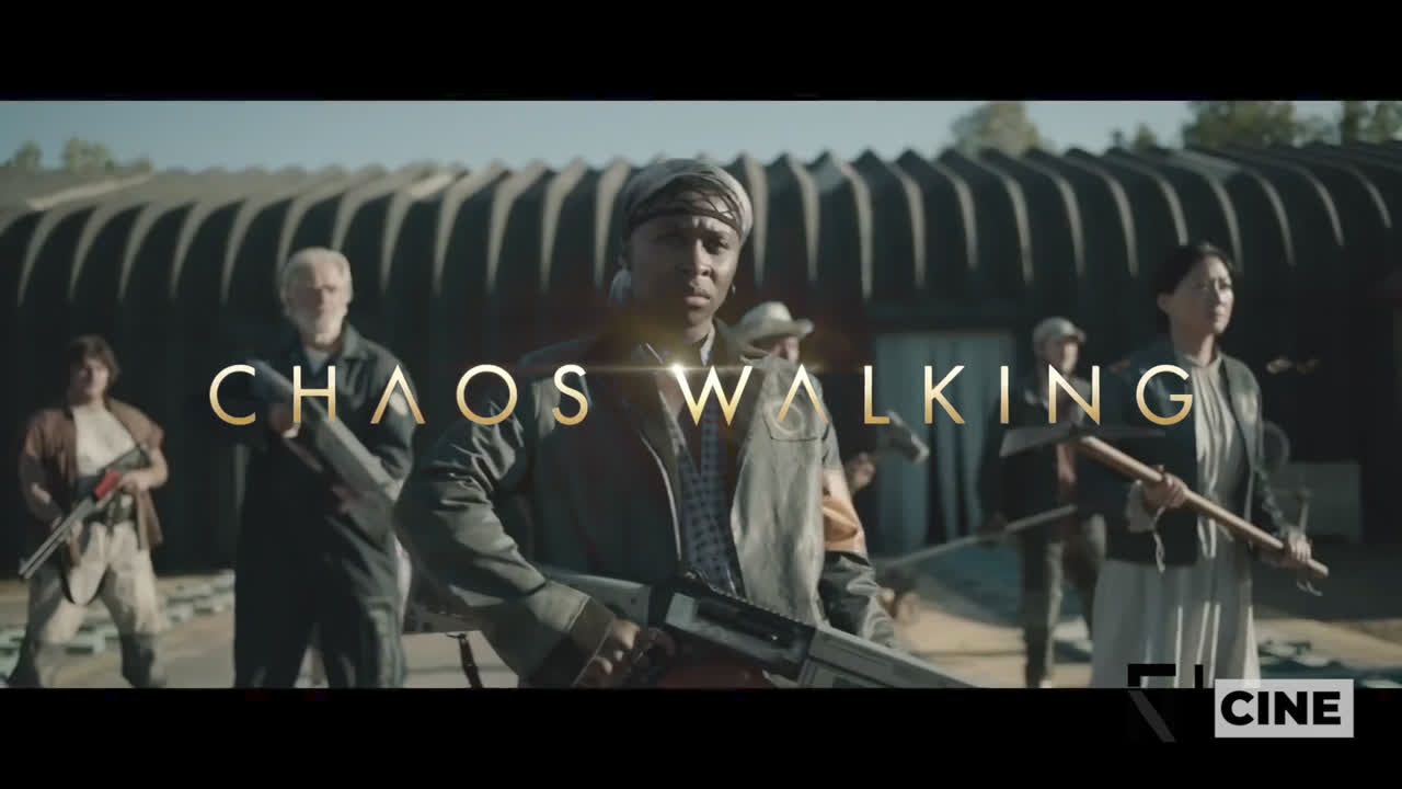 Trailer - Chaos Walking