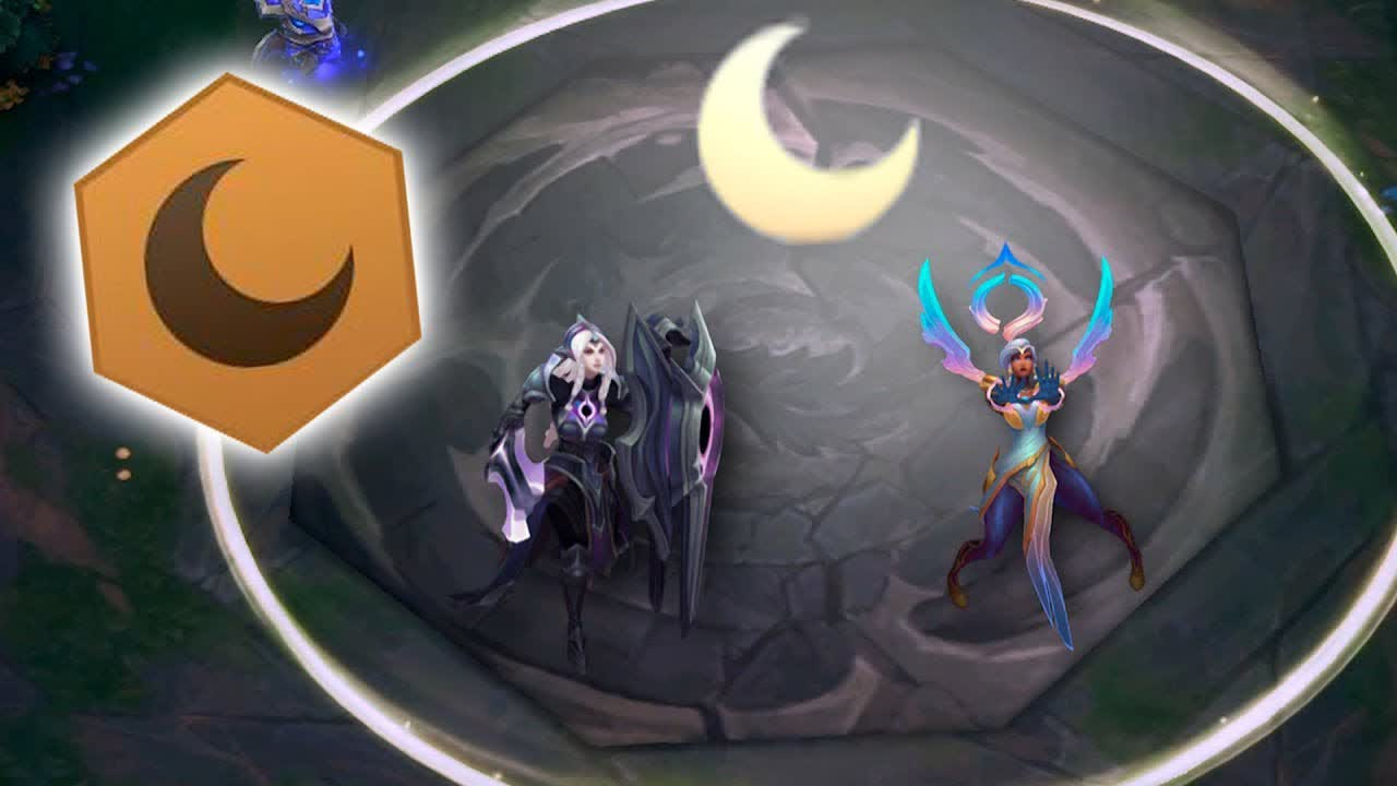 NEW TFT META! Leona and Karma!