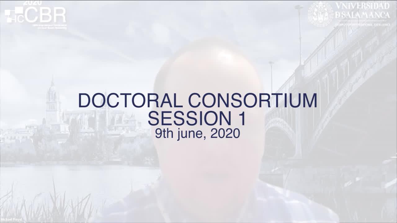 Doctoral Consortium Sessions 1