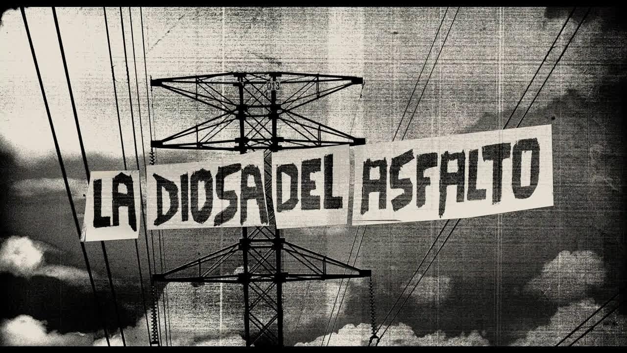 Trailer - La diosa del asfalto
