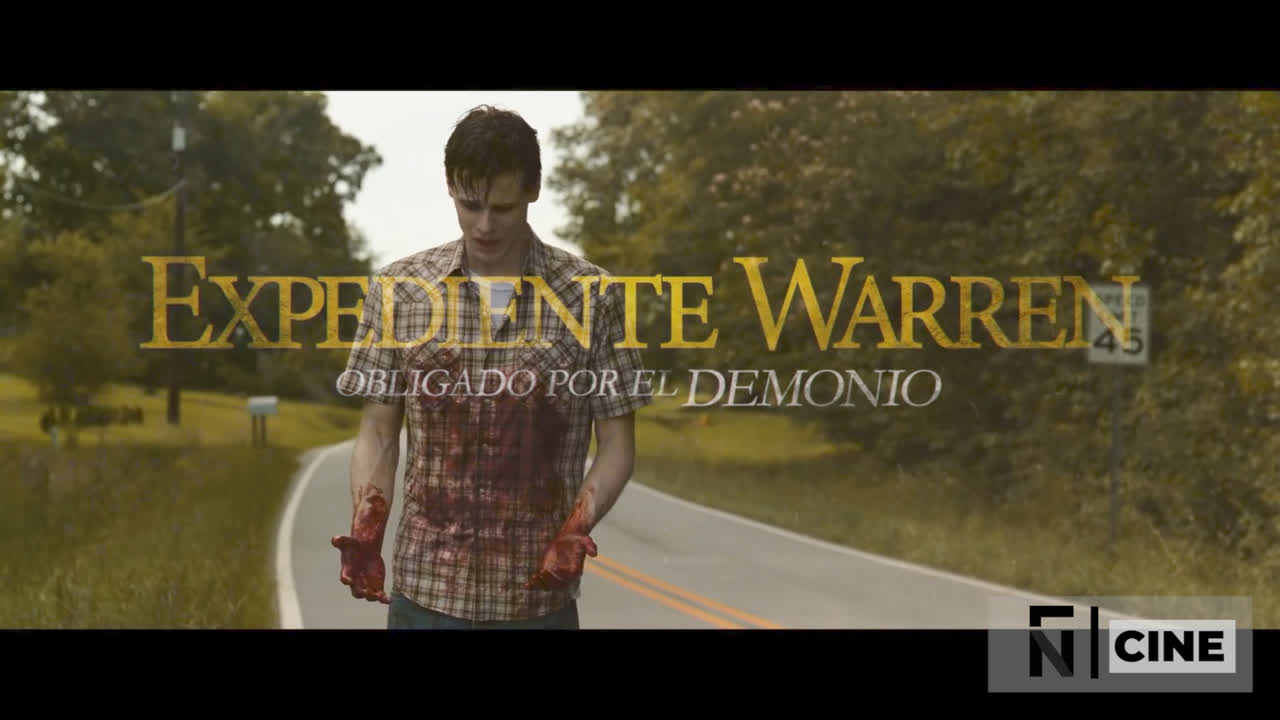 Trailer - Expediente Warren: Obligado por el demonio