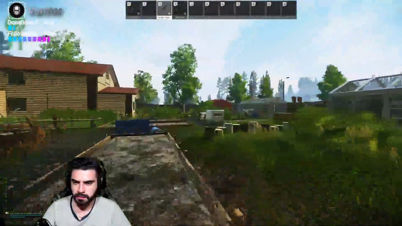 Que donde pone el ojo pone la bala dice xDDD en Escape from Tarkov
