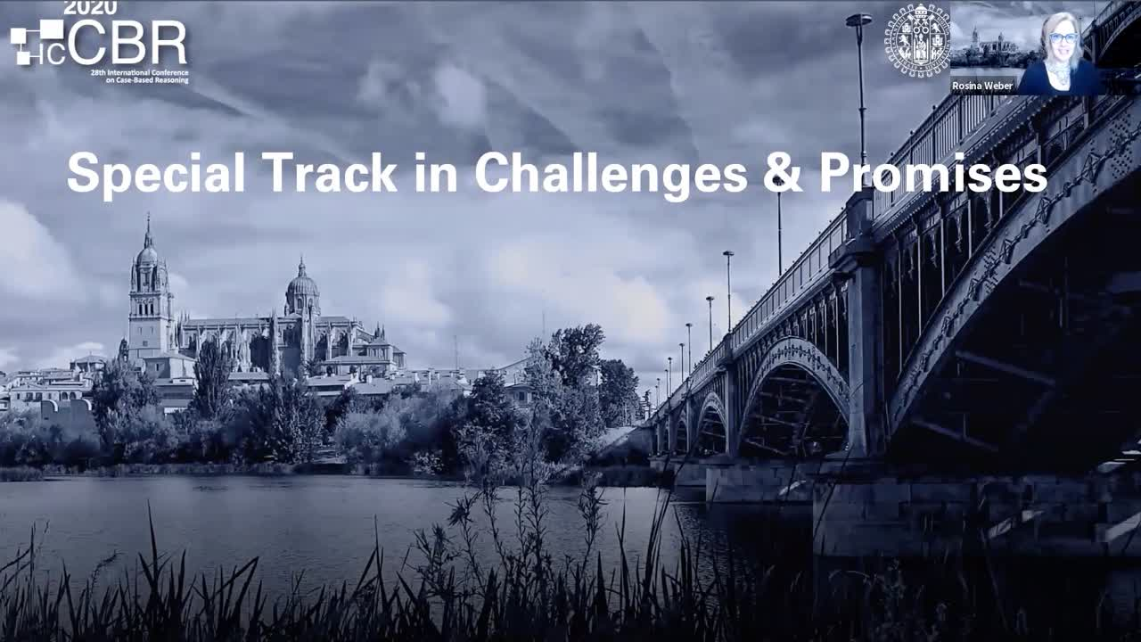 Special Track: Challenges & Promises