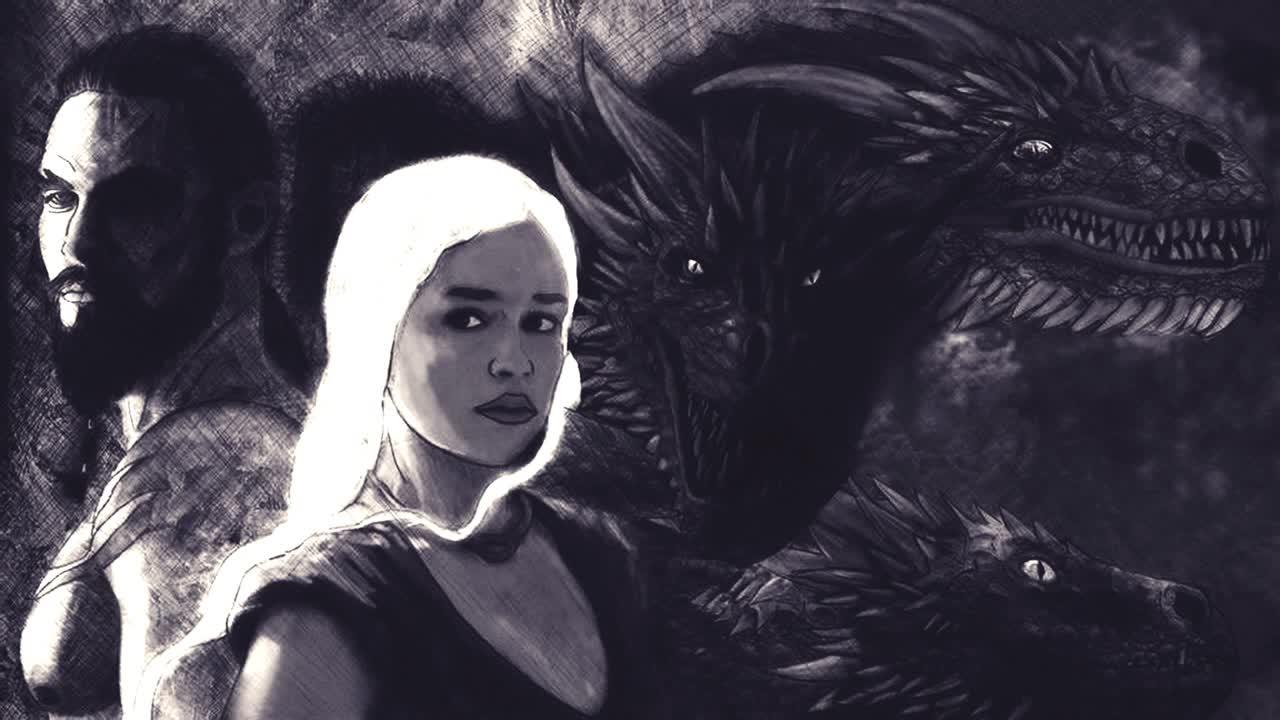 Dothraki Beats.. Khaleesi..