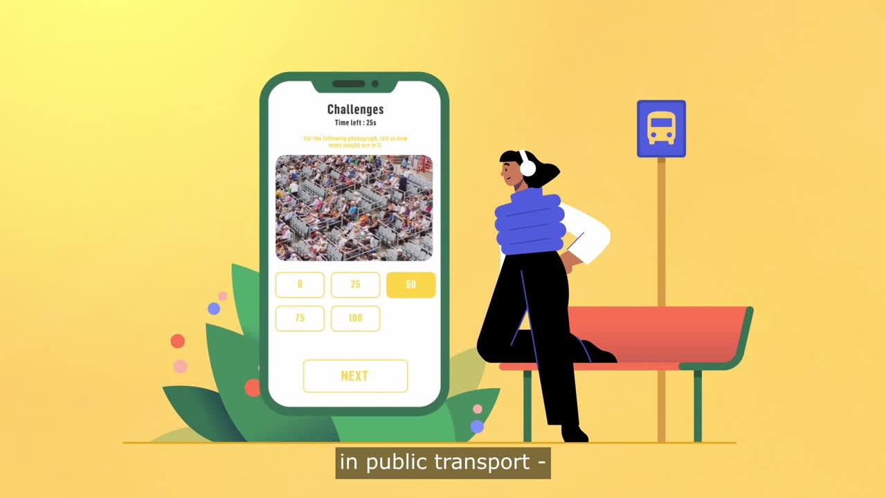 CO-APS an app that will fight against COVID by giving information on crowding in public transport