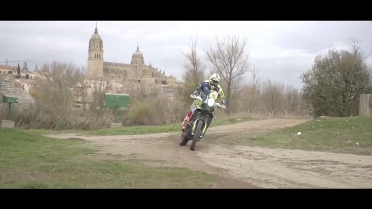 Santolino, sexto en el Dakar 2021