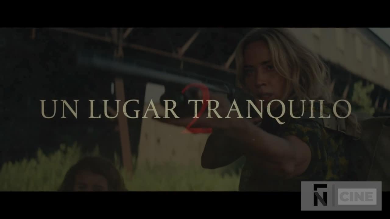 Trailer - Un lugar tranquilo 2