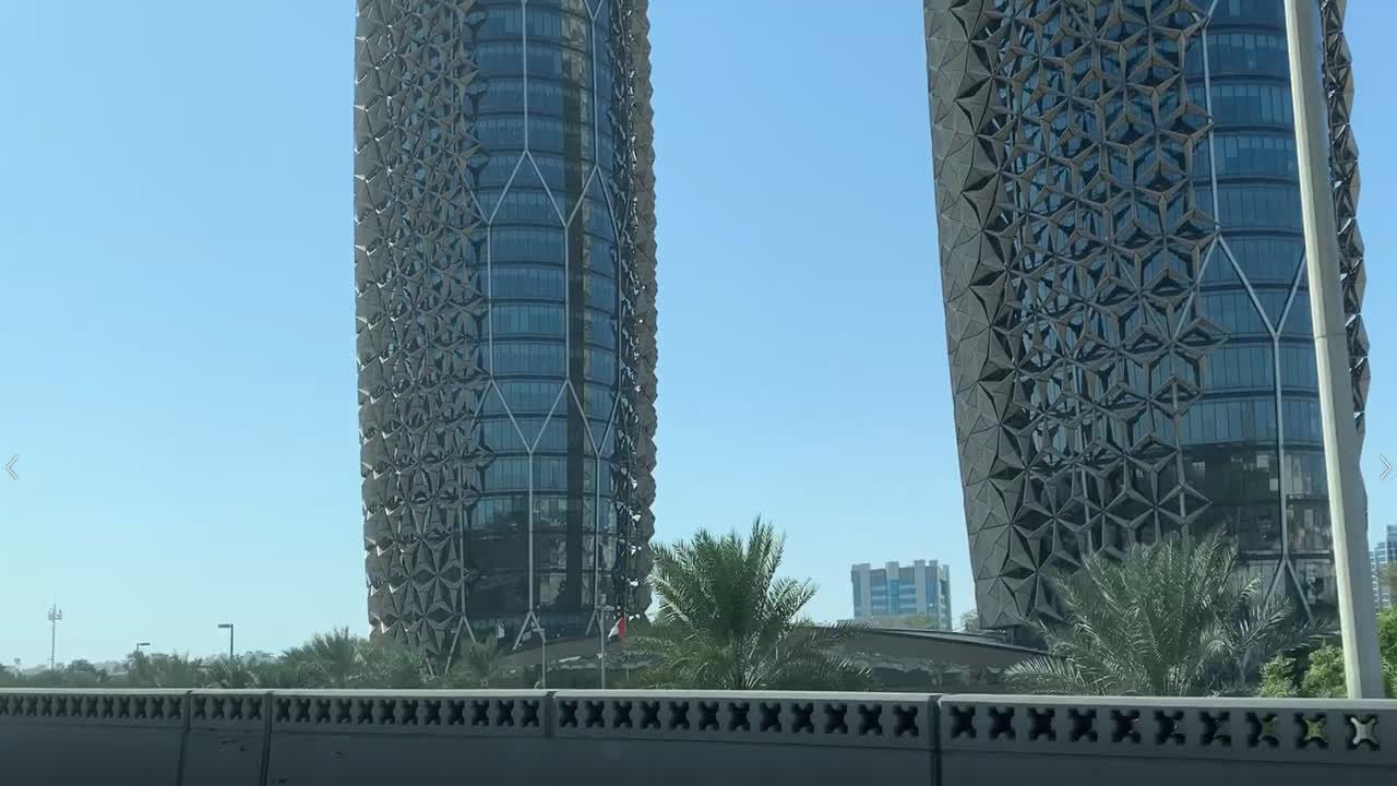 Abu Dhabi Road