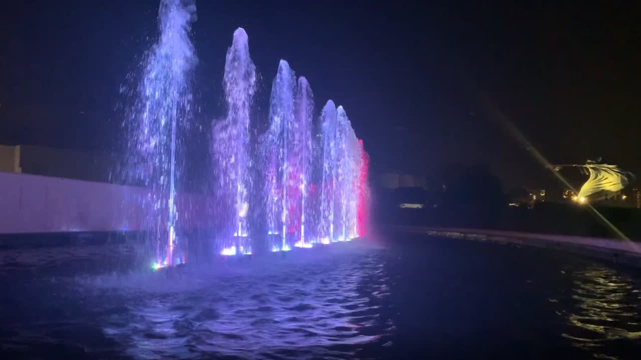 katara fountain Doha