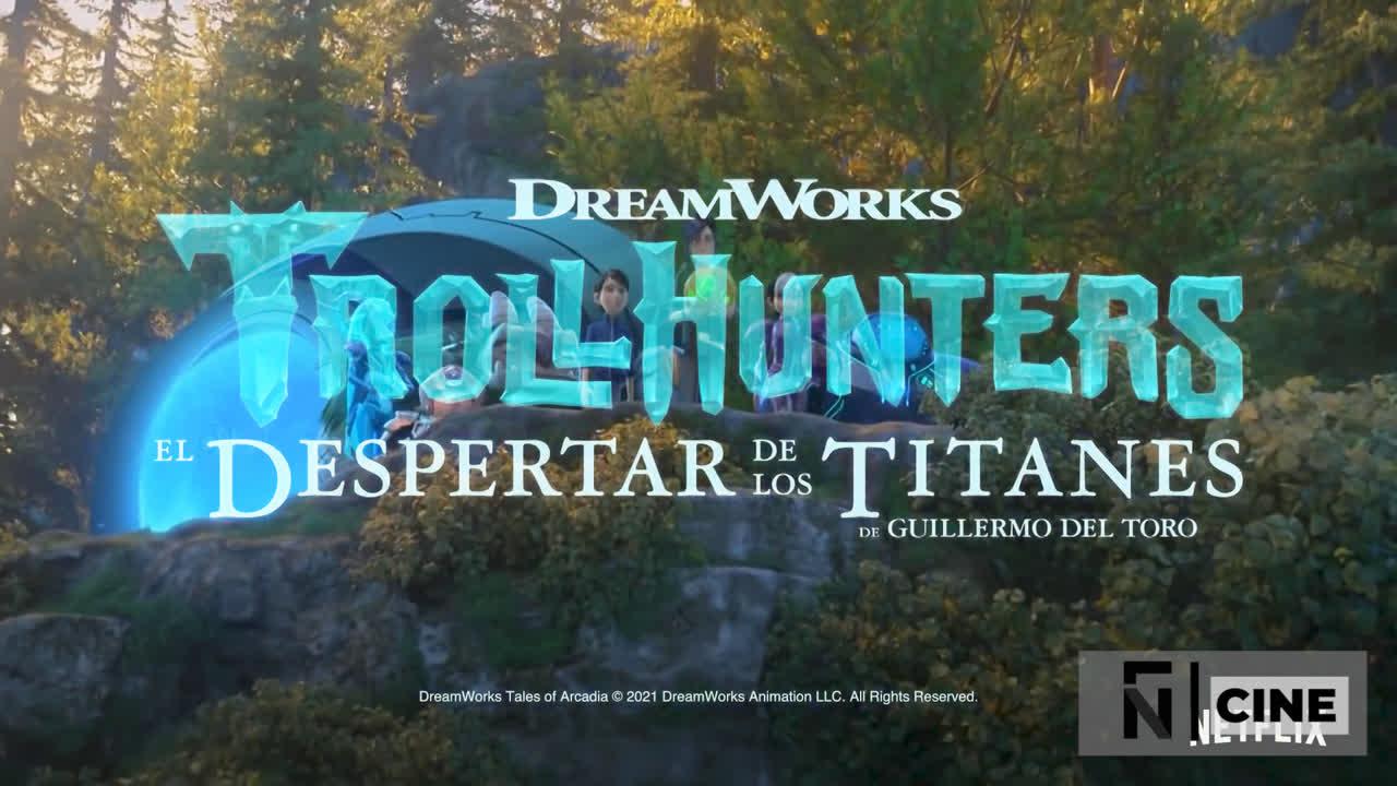 Trailer - Trollhunters