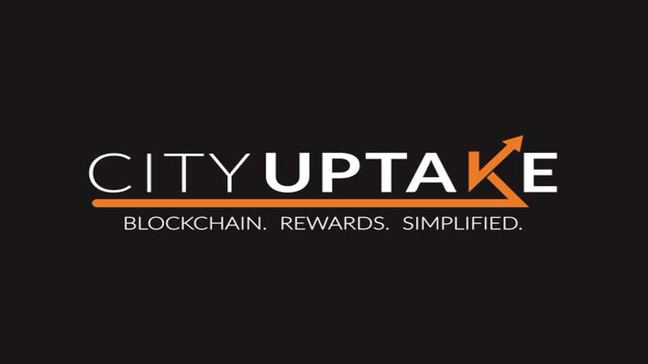 CITYUPTAKE animated logo