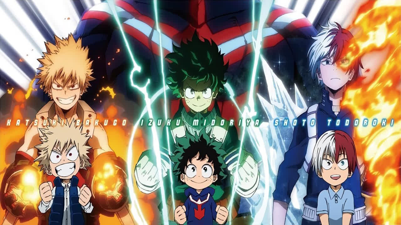 My Hero Academia: Heroes Rising #FuLLMoViE 【English✳HD】(2019)