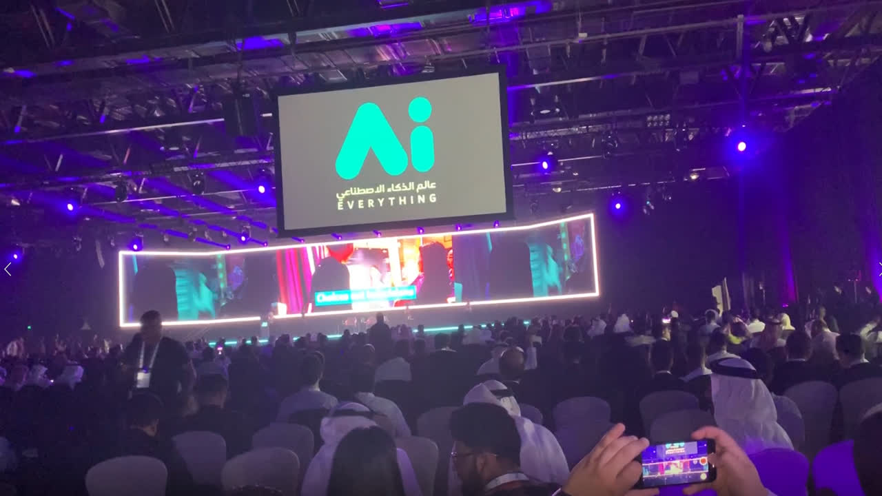 Introduction to the Minister of State for Artificial Intelligence Dubai