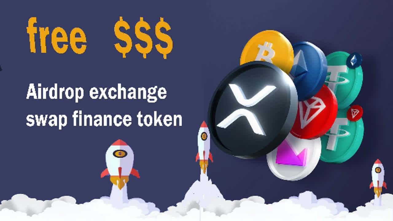 free 200$ Airdrop exchange swap finance token