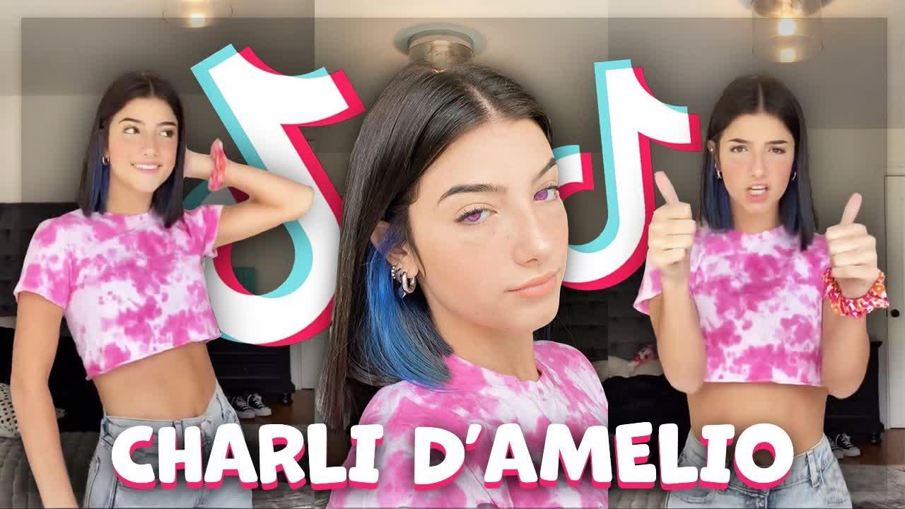 Charli D'Amelio New TikTok Compilation 2020