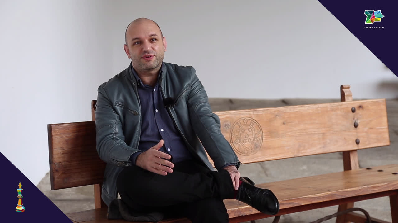 David Llada reflexiona sobre el III Festival de Ajedrez en Salamanca